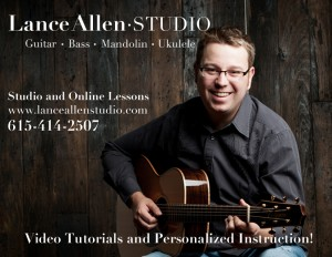 Skype Guitar Teacher