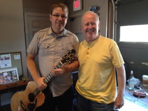 Bill Neale Guitar Lessons with Lance Allen NAshville, TN