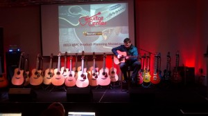 P Series Guitars and Clinician Lance Allen