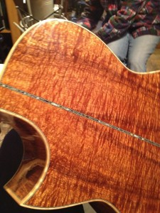 High End Acoustic Guitars