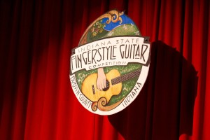 Indiana State Fingerstyle Guitar contest
